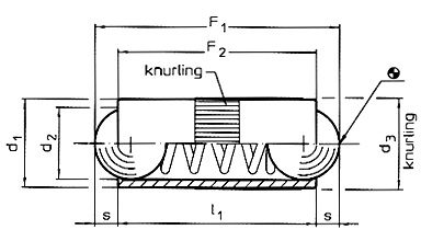 double ended spring plungers diagram