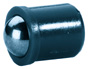 Delrin body stainless steel ball plunger